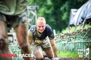 James Cooper - Mud Run - Insurance headhunter